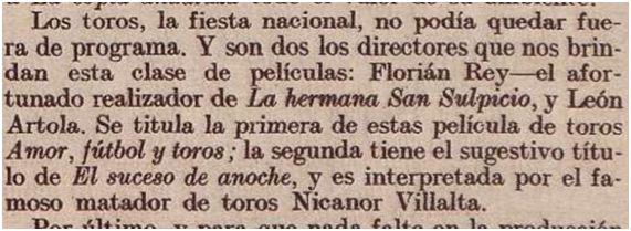 Crónica, 17-11-1929.