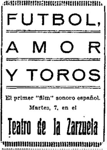 El Sol, 3-1-1930.
