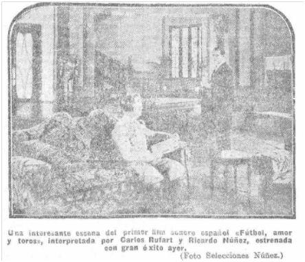 Heraldo de Madrid, 8-1-1930.