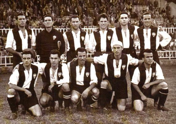Juan Costa con el Alcoyano