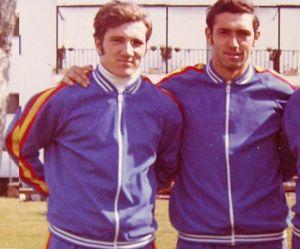Los dos «gijoneses», Churruca y Quini,  de Zarauz y Oviedo  respectivamente, no solían gozar de los parabienes de la crítica en la Selección.