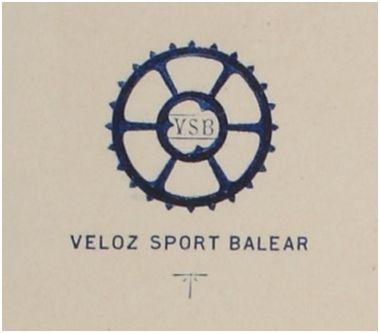 Escudo del Veloz Sport Balear (1915)