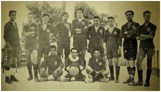 Equipo del Veloz Sport Balear (1920)