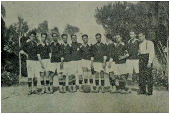Equipo del Veloz Sport Balear (1925)