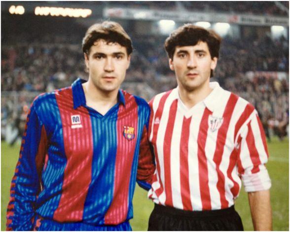 JULIO y PATXI SALINAS FERNÁNDEZ