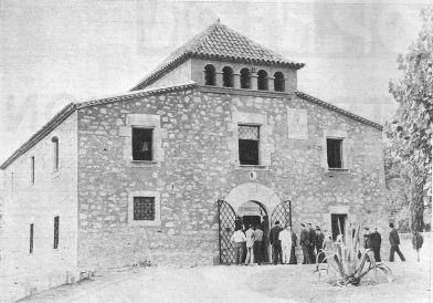El Barça recupera un edificio histórico llamado a hacer historia.