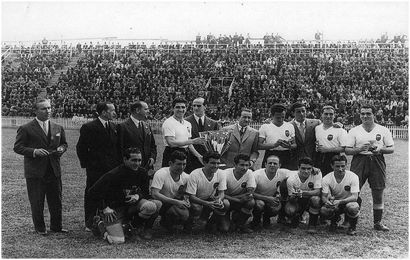 ¡El Valencia Club de Fútbol gana su primera Liga!