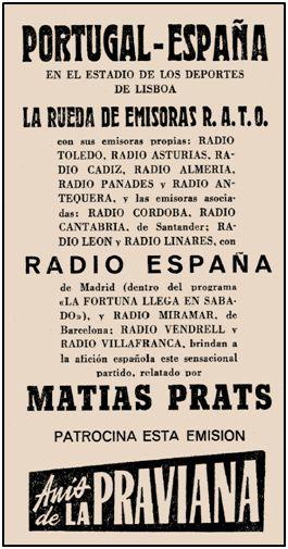 En 1956 no bastaba con anunciar las retransmisiones. El locutor deportivo constituía parte fundamental del reclamo, y los patrocinadores pugnaban por disputarse al mejor.