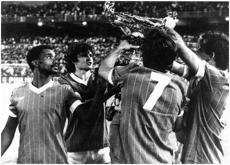 1981: por fin el Trofeo se queda en casa