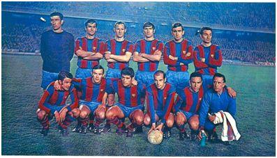 No pudieron romper la imbatibilidad del Real Madrid por muy poco: Sadurní; Torres, Gallego, Eladio; Zabalza, Fusté; Pellicer, Zaldúa, Martí Filosía, Pereda y Rifé