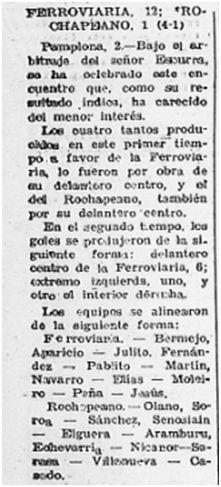 Gol (Madrid, 3 de febrero de 1941).