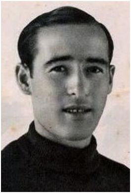 Mendaro, portero del Málaga.
