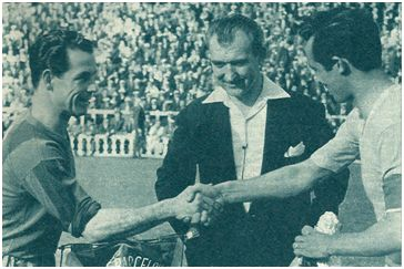 Seguer, capitán del Barça