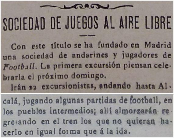 El Veloz Sport (Madrid, 18 de abril de 1897, pág. 13).