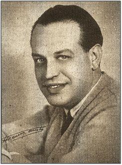 """Manuel Fernández-Cuesta, fundador de """"Marca"""" y """"El Ruedo""""."""