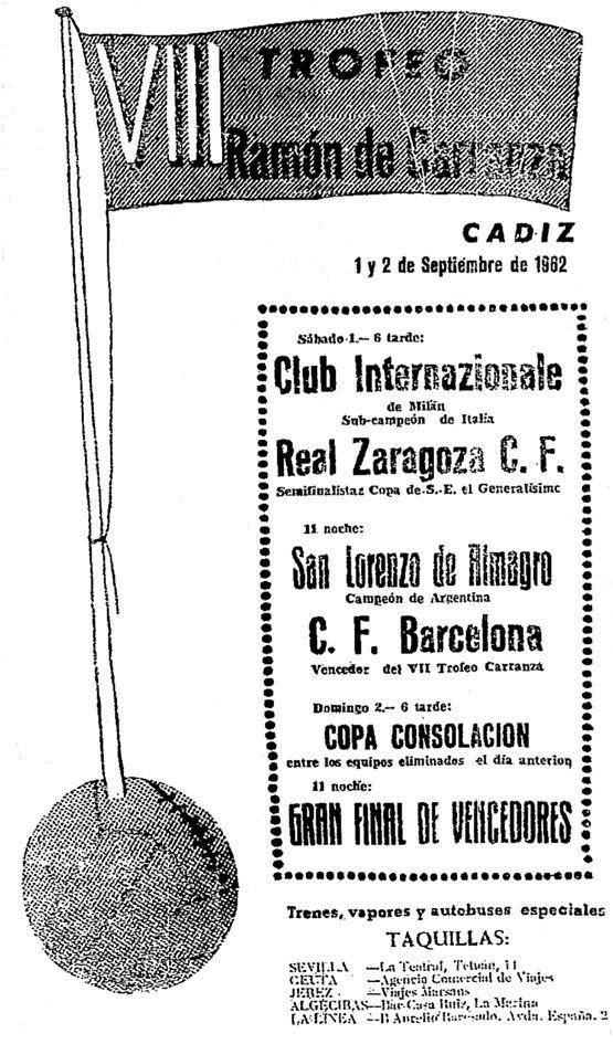 24 de agosto de 1962, página 7, Diario de Cádiz.