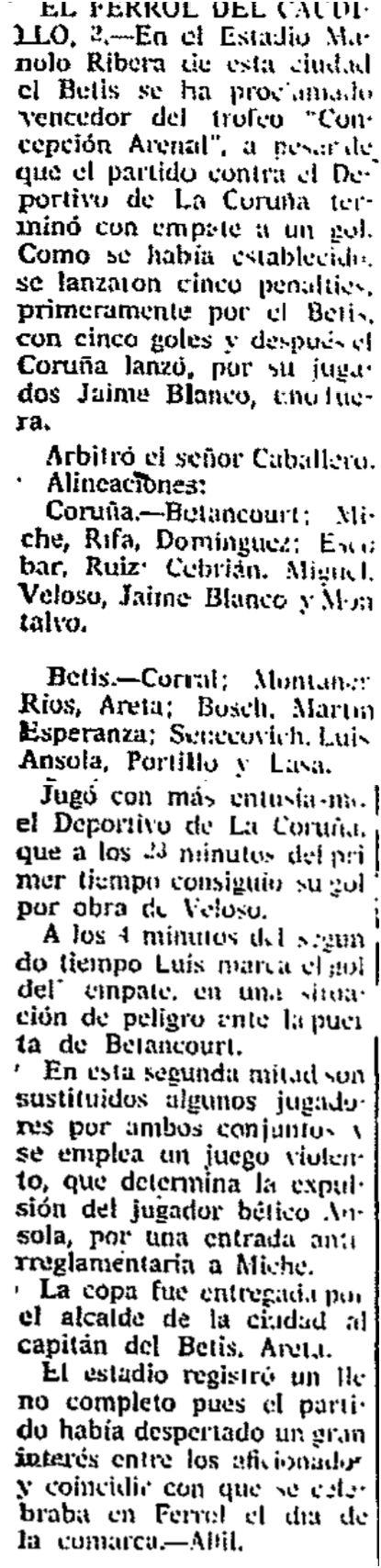 3 de septiembre de 1962, página 5, La Voz del Sur