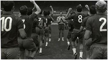 2 de enero de 1970: la primera sesión preparatoria de Mr. Vic en Can Barça