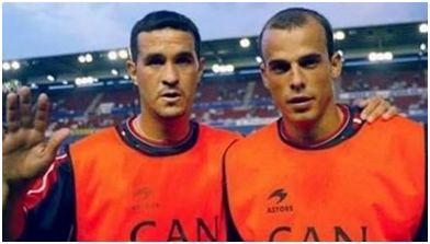 Los mejicanos Vidrio y Carlos Ochoa.