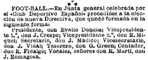 La Vanguardia, 25/10/1910