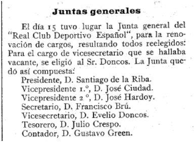 El Mundo Deportivo, 24/10/1912