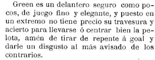 Los Deportes, 29/11/1903