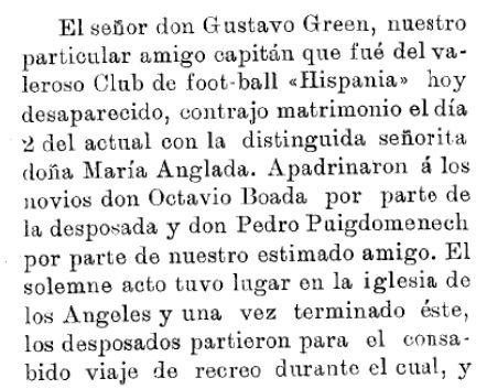 Los Deportes, 07/09/1907