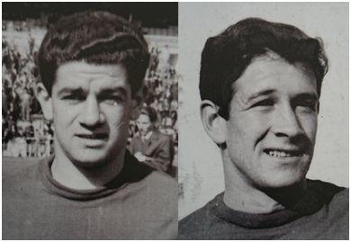 Los hermanos uruguayos Ignacio y Alberto Bergara