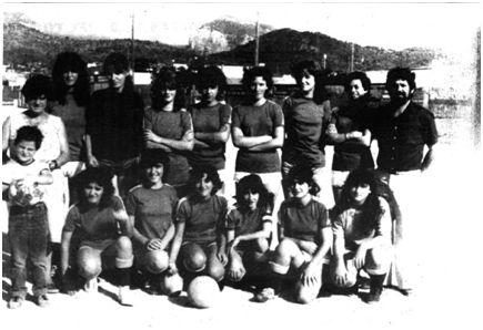 CF Rubinis, de Binissalem (Binissalem nº 40, 17 de octubre de 1982)