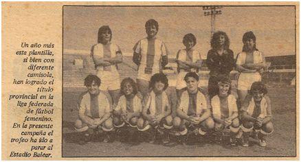 CD Atlético Baleares (Baleares, 7 de febrero de 1985)
