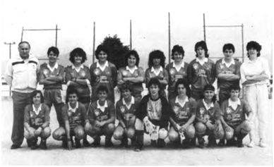 CD Santa Maria Atlètic (Coanegra nº 40, junio 1986)