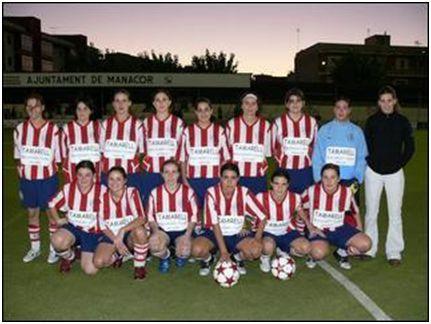 CD Manacor, noviembre de 2005 (www.infobalear.com)