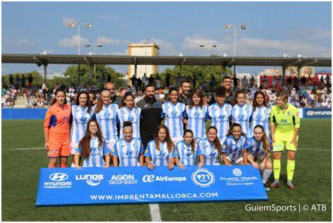 CD Atlético Baleares, 3 de septiembre de 2018 (www.atleticobaleares.com)