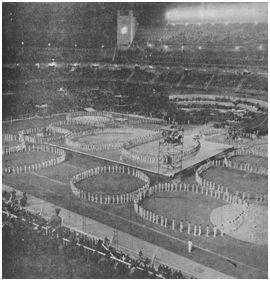 VIII Demostración Sindical en Mayo de 1963