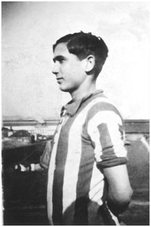 José Luis Justel Bollar. (Fotografía cedida por la familia López Justel).