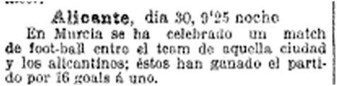 La Vanguardia 31 de marzo de 1910