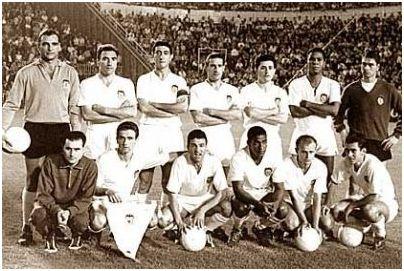 Valencia Campeón Copa de Ferias 1962-63