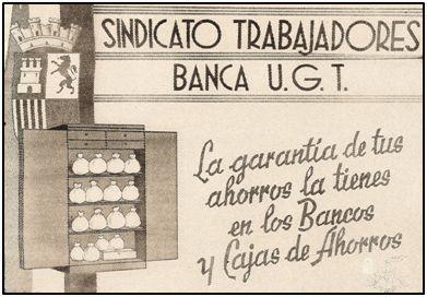 Las mentiras interesadas y el bulo propagandístico inundaron la vida de los españoles, combatientes o no. El sindicato de banca UGT pretendía infundir seguridad a la población, mientras las reservas del Banco de España servían para garantizar la ayuda militar soviética al gobierno republicano. En 1939 el oro, hasta entonces patrón monetario, se había evaporado.