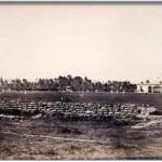 Club Reforma en Paseo de la Reforma 1897