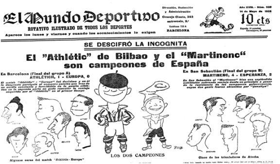 Fuente: El Mundo Deportivo, (14-05-23).
