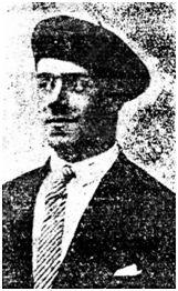 Jesús Larraza. La Gaceta del Norte, 28-05-1926.