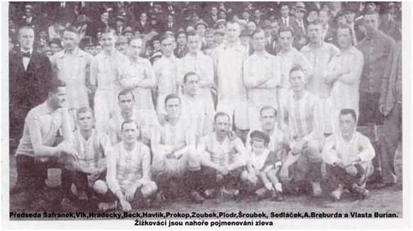 """X František Prokš """"Zoubek"""""""