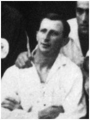 """Frano"" Zoubek. Entrenador del Hajduk Split. c. 1920. https://hajduk.hr/eng/history"