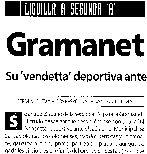 Publicidad de las semifinales de la Copa Catalunya (30-5-1994/El Mundo Deportivo)