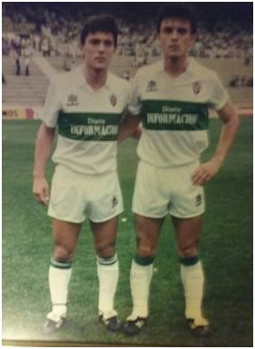Los hermanos Antonio y José Puche