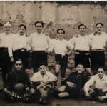 Equipo infantil de Haro. Fuente: Archivo familiar Gonnelli-Irazu