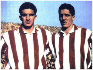 Los hermanos Ramiro y Álvaro