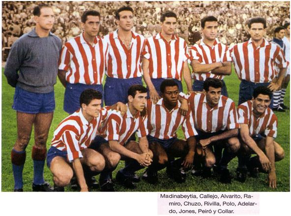 Campeón de Copa del Generalísimo temporada1959-60