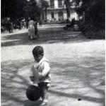 Yo. Espolón Burgos. 1927