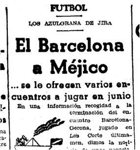 MUNDO DEPORTIVO 23/04/1937